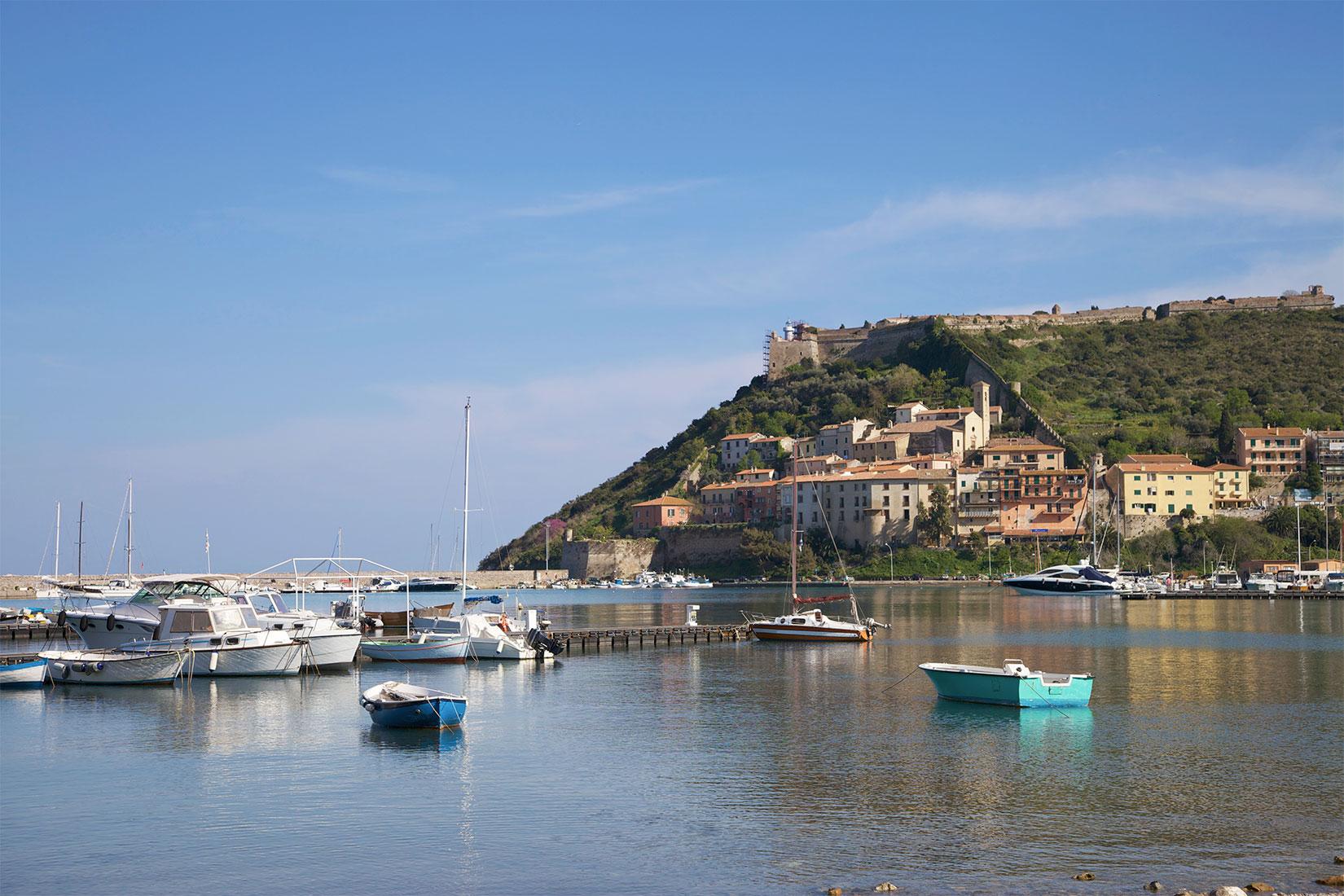 Porto-Ercole-Italy