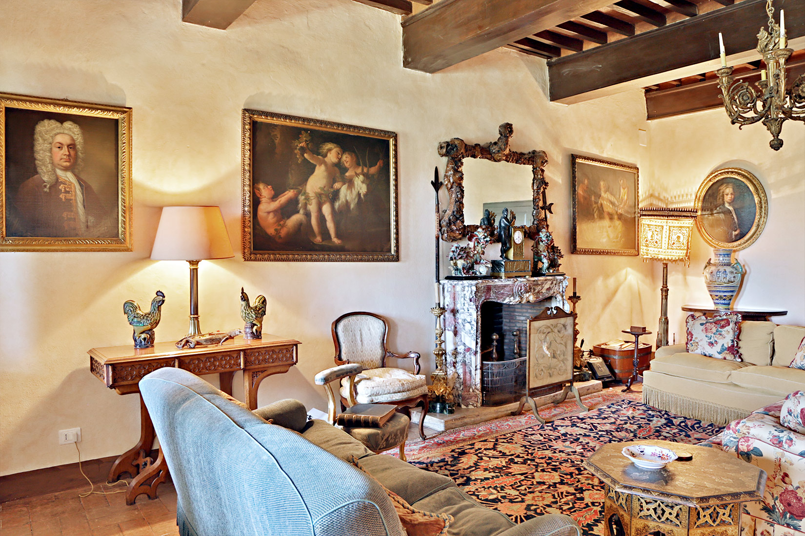 Casa-Padronale-sitting-room