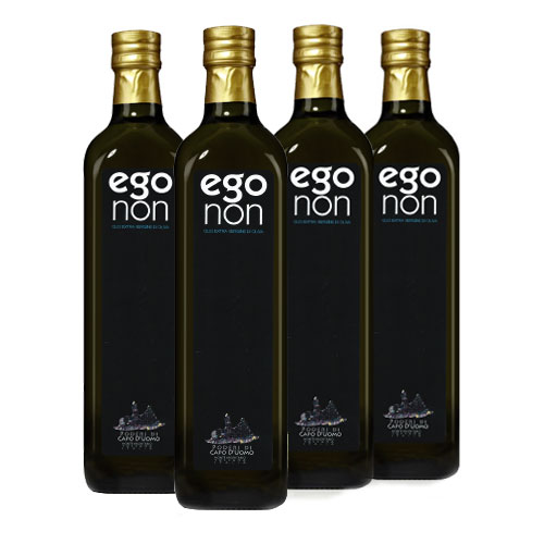 Ego Non Olive Oil case of 4