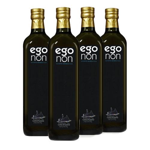 Ego Non Olive Oil, Case Of 4 Bottles (75cl)