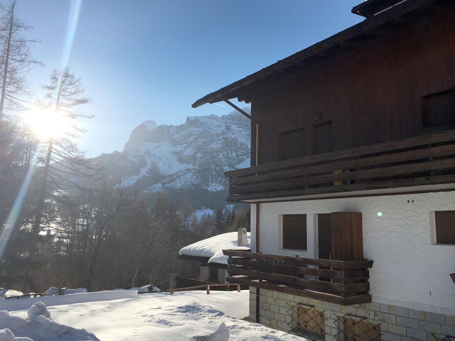 Cortina D'Ampezzo Holiday Flat