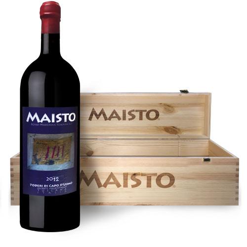 Maisto Magnum In Wooden Box (5L)